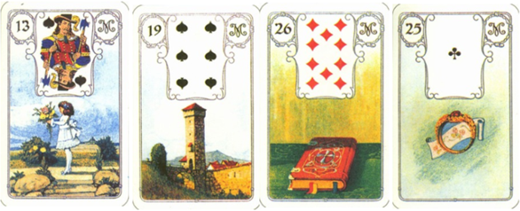 Колода Ленорман - Страница 3 03-1