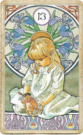 Колода Ленорман - Страница 3 013