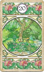Колода Ленорман - Страница 3 021