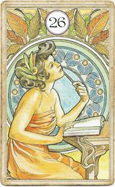 Колода Ленорман - Страница 3 027