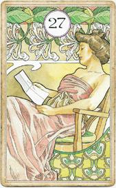 Колода Ленорман - Страница 3 028