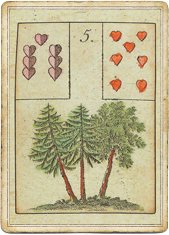 Ленорман - Игра Надежды, Дерево