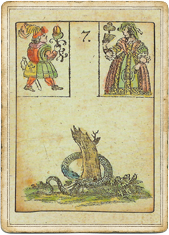 Ленорман - Игра Надежды, Змея