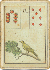 Птица в колоде Примал Ленорман «Игра Надежды»