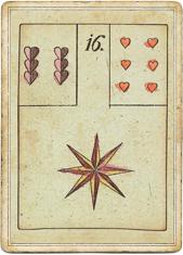 Ленорман - Игра Надежды, Звезды