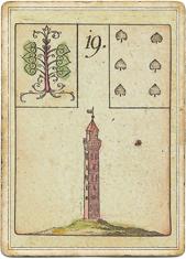 Ленорман - Игра Надежды, Башня