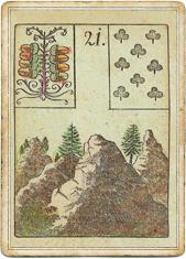 Ленорман - Игра Надежды, Гора