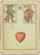 Ленорман - Игра Надежды, Сердце