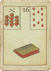 Ленорман - Игра Надежды, Книга