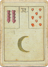 Ленорман - Игра Надежды, Луна