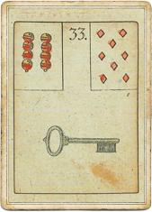 Ленорман - Игра Надежды, Ключ