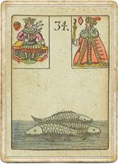 Ленорман - Игра Надежды, Рыба