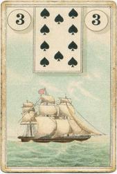Карта дня: Корабль