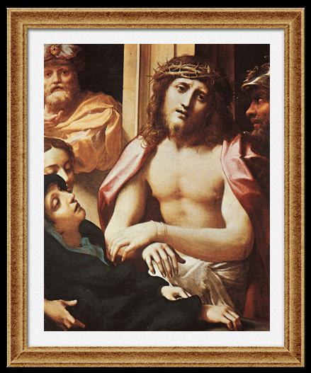 Христос представлен народу (Christ presented to the People)