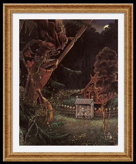 Кинуко Крафт. Иллюстрации к книге<br />