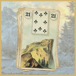 Карта дня Ленорман: Гора