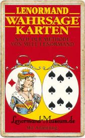 Ленорман Мунди (Carta Mundi Lenormand)