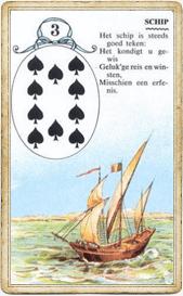 Ленорман Мунди, Корабль