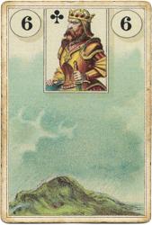Ленорман Лауры Туан (Дондорф), Тучи