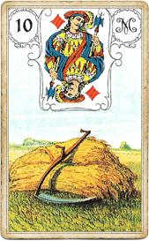 Бубновый Валет, Коса