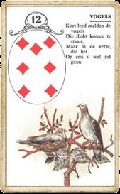 Ленорман Мунди, Птицы