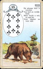 Ленорман Мунди, Медведь