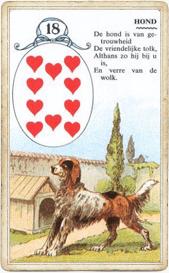 Ленорман Мунди, Собака