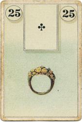 Карта дня: Кольцо
