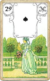 Ленорман, Женщина