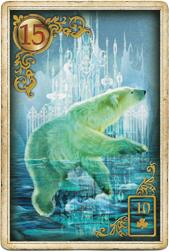 Золотые мечты Ленорман, Медведь