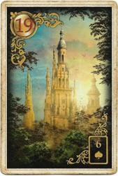 Золотые мечты Ленорман, Башня