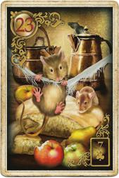 Золотые мечты Ленорман, Крысы
