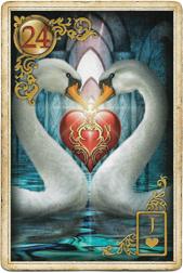 Золотые мечты Ленорман, Сердце
