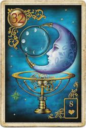 Золотые мечты Ленорман, Луна