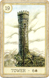 Сказочная Ленорман, Башня