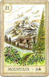 Сказочная Ленорман, Гора