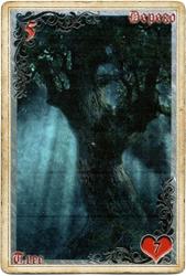 Антикарта на Ленорман: Дерево