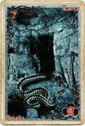 Антикарта на Ленорман: Змея
