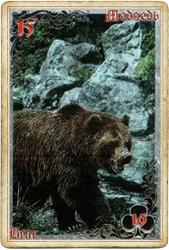 Антикарта на Ленорман: Медведь