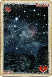 Антикарта на Ленорман: Звезды