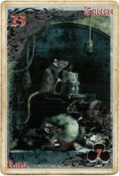 Антикарта на Ленорман: Крысы