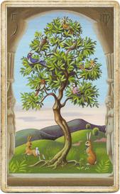 Мистическая Ленорман, Дерево