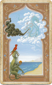 Мистическая Ленорман, Тучи