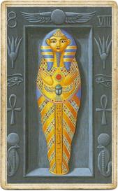 Мистическая Ленорман, Гроб