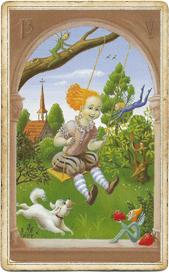 Мистическая Ленорман, Ребенок