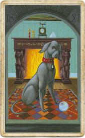 Мистическая Ленорман, Собака
