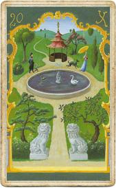 Мистическая Ленорман, Сад
