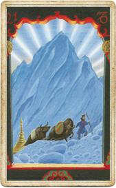 Мистическая Ленорман, Гора