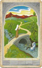 Мистическая Ленорман, Развилка