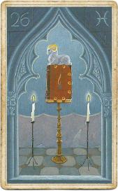 Мистическая Ленорман, Книга
